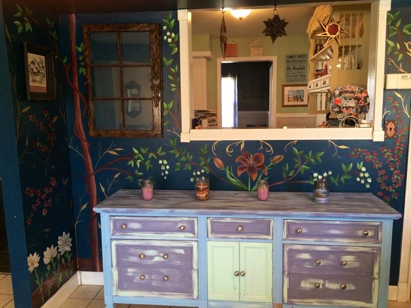 Lillies & Daisies