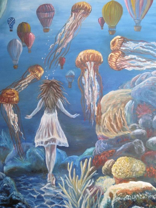 Float Like a Jellyfish